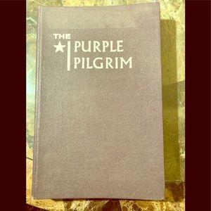 "RARE VINTAGE ""THE PURPLE PILGRIM "" 1966"